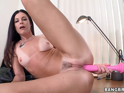 MILF fucks before office until a catch pick up drop