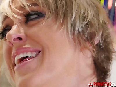 PORNSTARPLATINUM – Busty MILF Dee Williams Dominated Hardcore