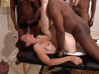 Horny porn scene Interracial newest you've seen