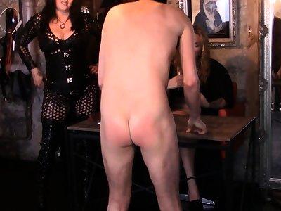 CFNM femdom fetish milfs dick bouncing
