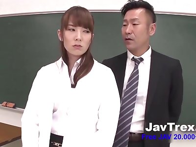 JavTrex.com - Yui Hatano doctor copulation