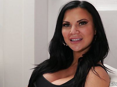 Jasmine Jae's porn interview for Dog Fart Network and lose one's train of thought MILF is so despondent