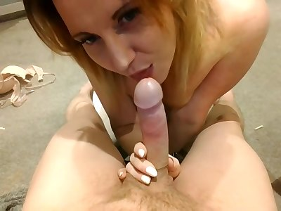 Astounding British Sloppy Bj Cumshot Doggy Hard Fuck And Facial