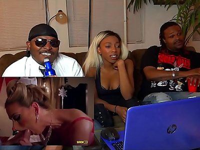 Watching Porn With Brass hat Antidote w/ Special Visitor Rude Mike & Co-host Crystal Cooper [episode 3]
